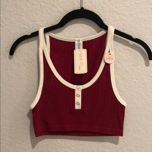 F21 Seamless Lingerie Top